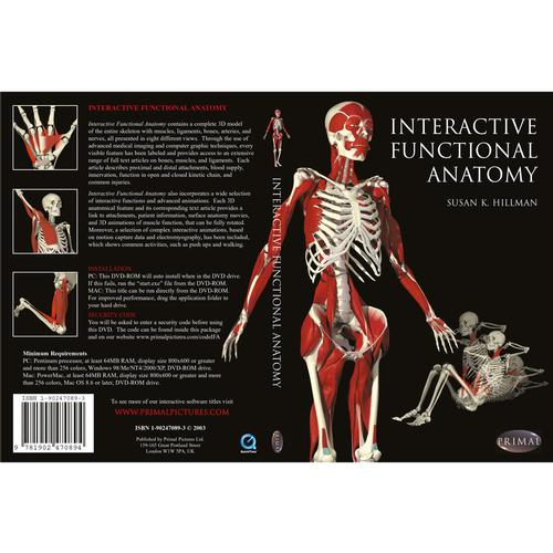 Primal Pictures - Interactive Functional Anatomy; French - 1005854 ...