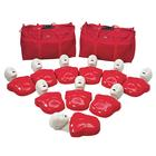 Basic Buddy™ CPR Torso, 10-Pack, 1005635 [W44106], 성인 기본 소생술