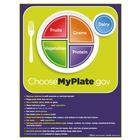 MyPlate Tear Pad with Food Group Tips,W44791TP