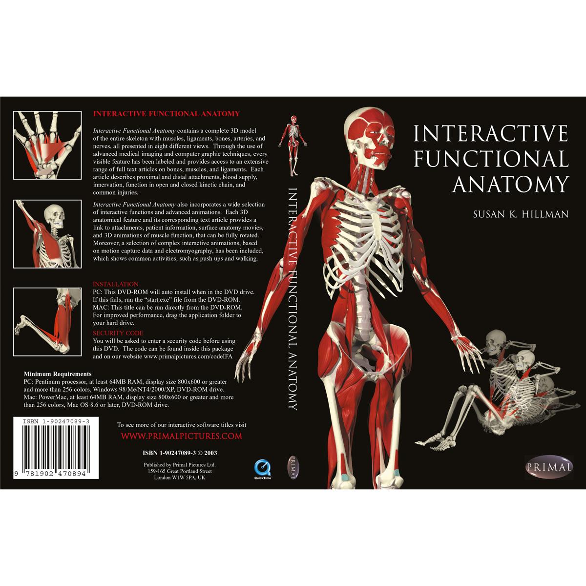 Charmant Interactive Functional Anatomy Ideen Menschliche Anatomie